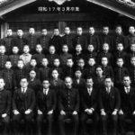 昭和17年3月卒業(男子)